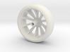 Sidewinder Pinewood Wheel 3d printed