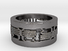 Beauty Ring Ring Size 6, 3d printed