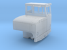 1/87th Kenworth CBE (Cab Beside Engine) Day cab 3d printed