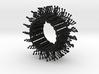Curly Bracelet 3d printed