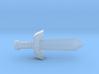 Forest Sword I 3d printed