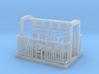 AG/FM Van Handrails, NZ, (OO Scale, 1:76) 3d printed