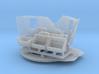 1/35 SPM-35-019 SAG II turret 3d printed