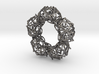Bracelet The  lotus flower  size 2 3/4 (70mm) 3d printed