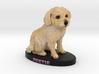 Custom Dog Figurine - Peetie 3d printed