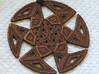 Islamic Pattern Pendant 3d printed