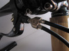 biikparts Brake lever double adapter 3d printed