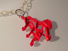 Pendant ANATH 3d printed Real print in PLA