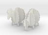 Wooden Sheep 1:24 3d printed