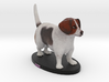 Custom Dog Figurine - Sadie 3d printed