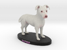 Custom Dog Figurine - Alpine 3d printed