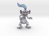 troll Blue 3d printed