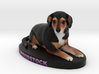 Custom Dog Figurine - Woodstock 3d printed