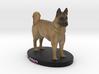 Custom Dog Figurine - Keno 3d printed