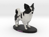 Custom Dog Figurine - Gizmo 3d printed