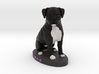 Custom Dog Figurine - Dog 3d printed