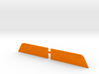 M.A.S.K. Gator Speedboat Logo 3d printed