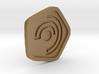 New Harmony Earrings | Flat Borders 3d printed