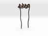 Hairfork Treble Music Staff 10cm hair fork 3d printed