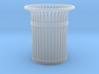 Urban Trashcan 1:48 3d printed
