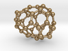 0190 Fullerene C42-7 c2 3d printed