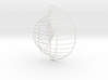 Spherical Equation: rho=theta 3d printed