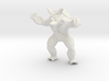 Wrath of Armadillo - Toys 3d printed