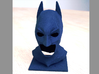 The Dark Knight Cowl 3d printed