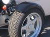 Caterham Tire Rr x2 (1-12) Black Acrylic  3d printed Actual AVON ZZ1's