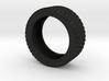 Caterham Tire Rack x1 (1-12) Black Acrylic 3d printed