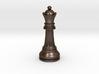 Single Chess Queen Big Standard | Timur Vizir 3d printed