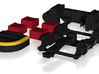 Beddgelert Replacement Parts 3d printed