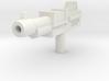 Broken Gun (5mm Handle) 3d printed