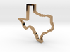 Texas Outline Pendant 3d printed