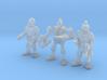 28mm Tech cult cyborgs 3d printed
