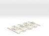 Port tokens - V3 (4 pcs) - Merchants and Marauders 3d printed
