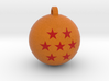 7 Stars Dragon Ball Necklace Pendant 3d printed
