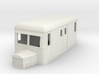 009 double ended parcels railbus with bonnet 3d printed