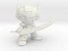 Tech DAVIUSS w/ Plasma Blade 3d printed
