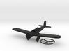1/144 Curtiss A-12 Shrike 3d printed