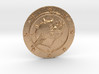 Coin Human 3d printed
