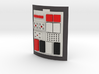 Comm pad - ST1 3d printed