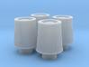 1/18 K&N Cone Style Air Filters TDR 1047 3d printed
