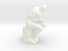 The Thinker - Antiques 3d printed
