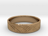 0216 Lissajous Figure Ring (Size8, 18.1mm) #021 3d printed