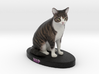 Custom Cat Figurine - Nip 3d printed