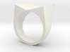 Open Top Ring 3d printed