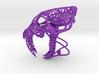 Saber Tooth Stylised 3d printed