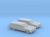 1/160 2X 1967 Chrysler Town and Country 3d printed