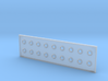 Blinkenlights 2 3d printed